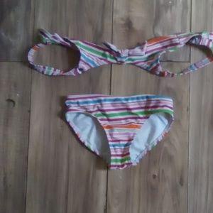 2 -piece bathing suit